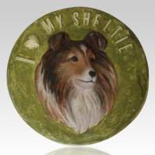 Sheltie Cremation Memorials