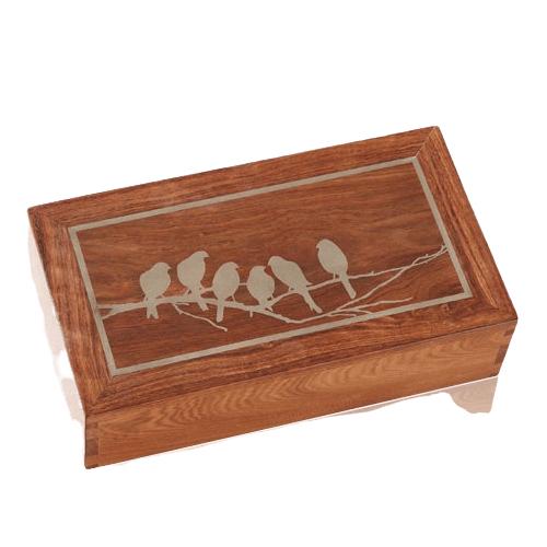 Pajaritos Caribbean Memory Box