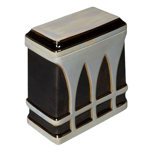 Palace Porcelain Cremation Urn