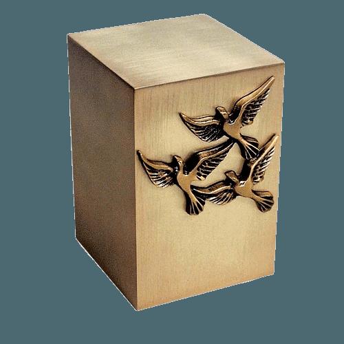 Palomita Bronze Cremation Urn