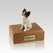 Papillon Small Dog Urn