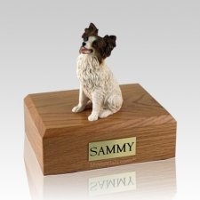 Papillon X Large Dog Urn