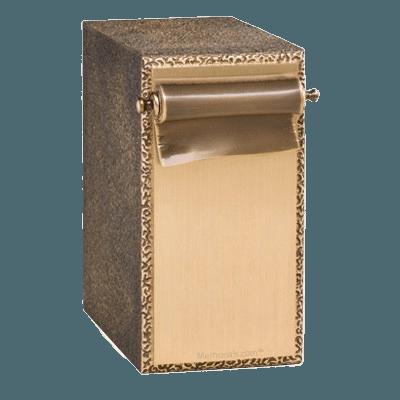Parchment Cremation Urn