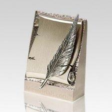 Parchment Keepsake Cremation Urn