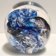 Passage Ash Glass Weight