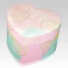 Pastel Unity Large Biodegradable Urn