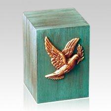 Patina Spirit Childrens Cremation Urn