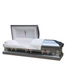 Patriot Steel Casket