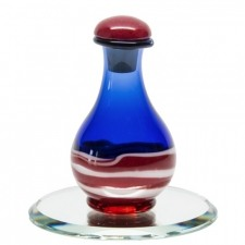 Patriotic Tear Bottle
