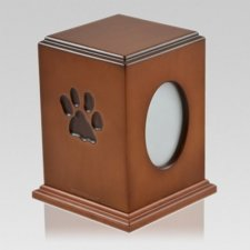 Paw Dog Cremation Urn