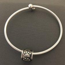 Paws Ash Cremation Bracelet
