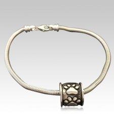 Paws Cremation Bracelet