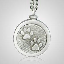Paws Pet Memory Keychain