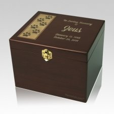 Paws Small Pet Memory Chest