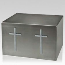 Peace Cross Companion Cremation Urn