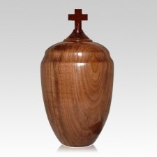 Peace Cross Cremation Urn
