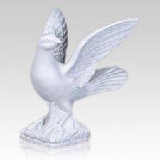 Peace Dove Keepsake Urn