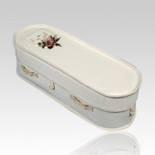Peace Large Biodegradable Pet Casket