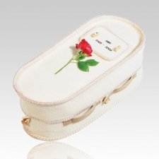 Peace Mini Biodegradable Pet Casket