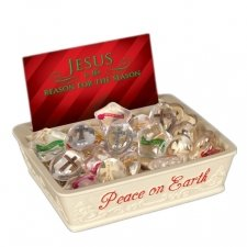 Peace On Earth Worry Stone Set
