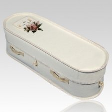 Peace X-Large Biodegradable Pet Casket