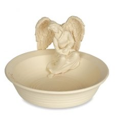 Peaceful Angel Keepsake Dish