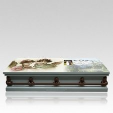 Peaceful Angels Casket