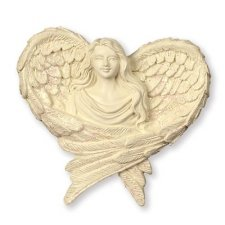 Peaceful Magnet Mini Angel Keepsake