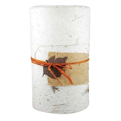 Peaceful Return Biodegradable Urn