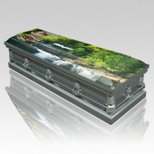 Peaceful Waters Casket