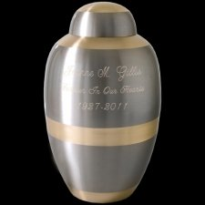 Pearly Cremation Urn