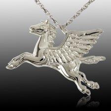 Pegasus Cremation Pendant
