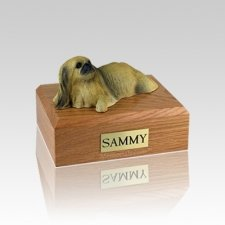 Pekingese Small Dog Urn