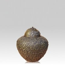 Perennial Bronze Small Cremation Urn