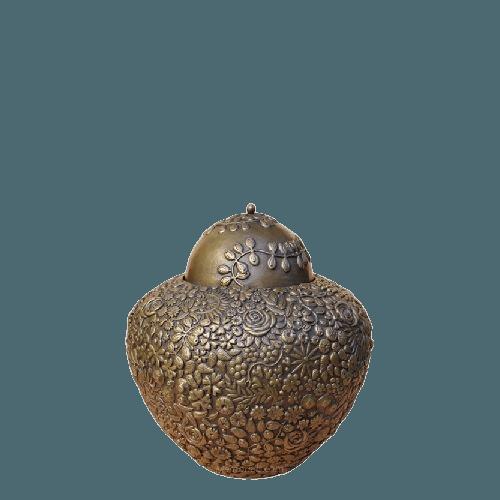 Perennial Bronze Small Cremation Urn