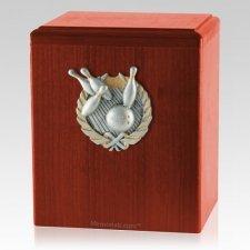 Perfect Strike Cherry Cremation Urn