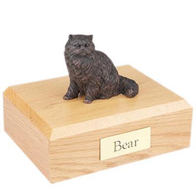 Persian Bronze X Large Cat Cremation Urn