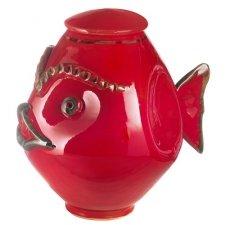 Pesce Ceramic Cremation Urn