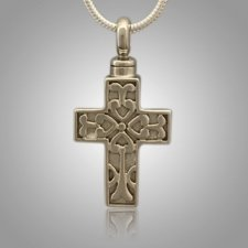 Pet Love Cross Memorial Jewelry