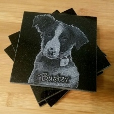 Pet Photo Keepsake Coasters
