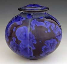Hanigan Pet Porcelain Cremation Urn