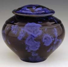 Neptune Pet Porcelain Cremation Urn