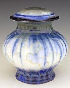 Dog Pet Porcelain Cremation Urn