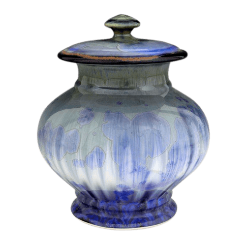 Kelins Pet Porcelain Cremation Urn