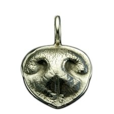 Petite Dog Nose Print Keepsakes