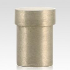 Pewter Keepsake Urn