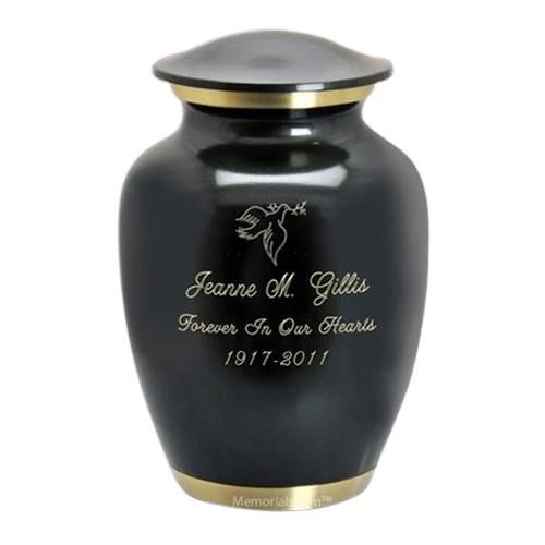 Pewter Pet Cremation Urn