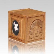 Light Medium Dog & Cat Cremation Urn