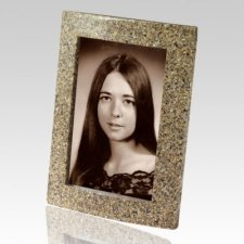 Cremation Ash Picture Frame