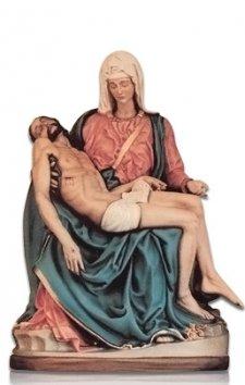 Pieta Fiberglass Statues
